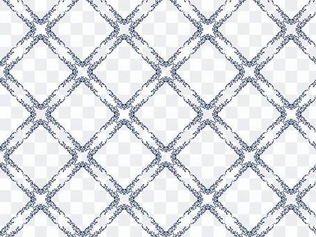 仿古花紋pattern海軍系統