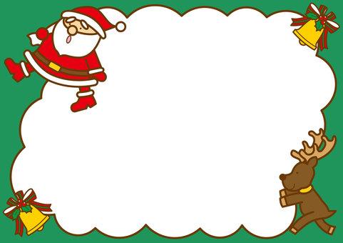 圣诞老人帧
