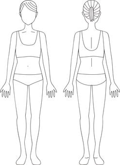 Whole body set