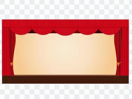 Theater / curtain