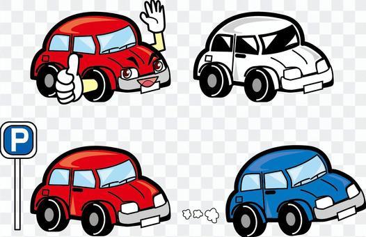 汽車 汽車 私家車 Chara