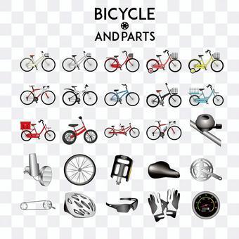 自行車插圖