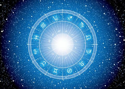 Image of horoscope Outer space