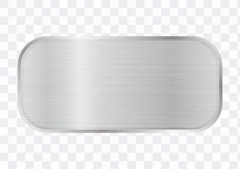 メタル 鉄 フレーム プレート