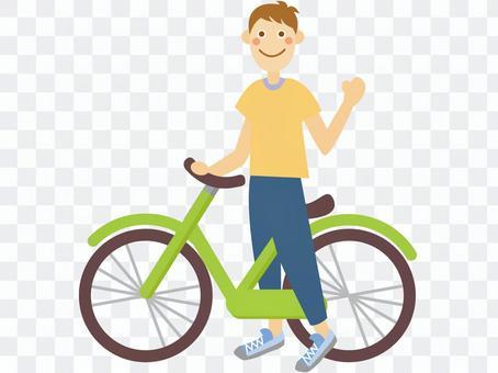 騎自行車_2