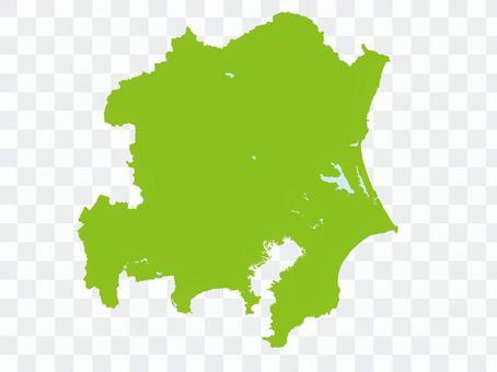 Metropolitan area (Kanto district Yamanashi)