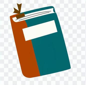 Book (Blue Cover)