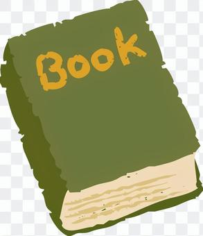 書(綠色)