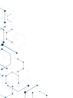 幾何圖藍色