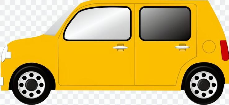 汽车(橙色)