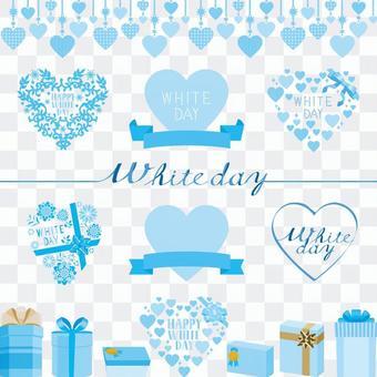 White Day Set 01