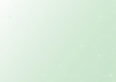 技術背景框架綠色明亮