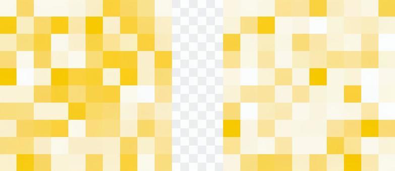 馬賽克黃色