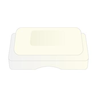 Bar soap (white)