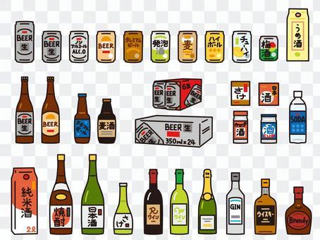 啤酒日本酒酒具
