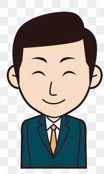男員工(Nikkori)