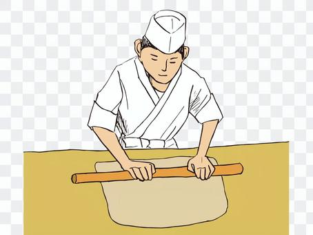 蕎麥麵工匠02