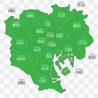 東京23區