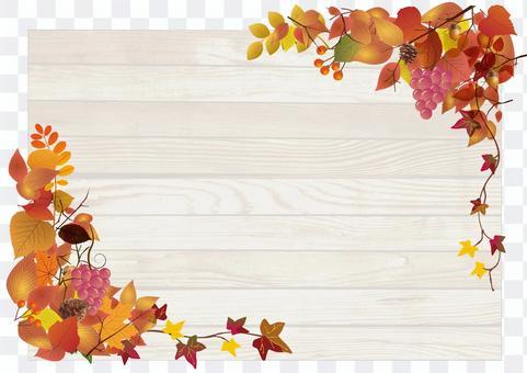 秋季可能使用的背景材料36