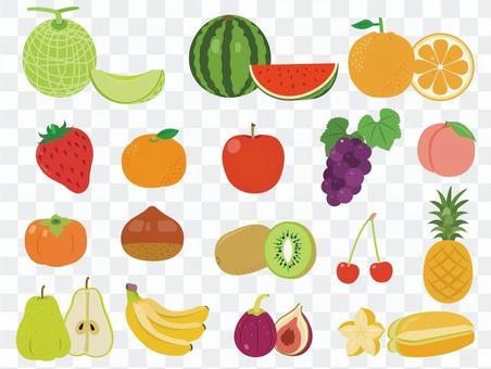 水果組裝套裝