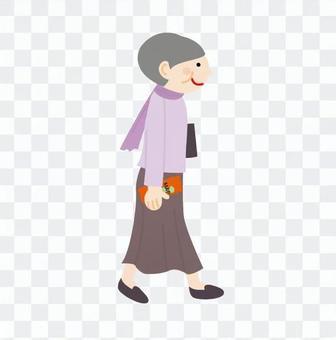 奶奶,購物3