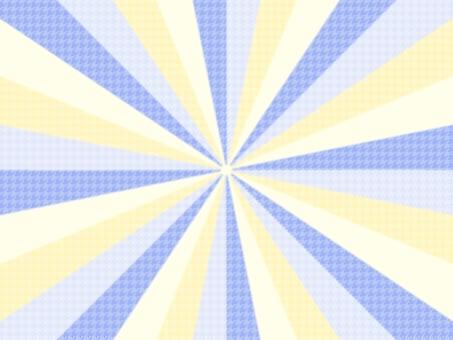 集中線背景鋸齒形圖案