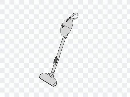 棍子清潔劑灰色