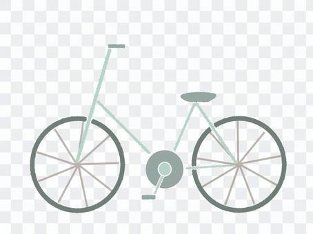 自行車圖沒有線