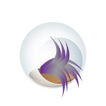空氣裝置(紫色)