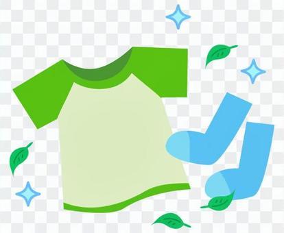 洗衣·衣服·清潔
