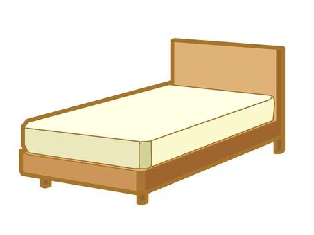 令人印象深刻的床圖標 2