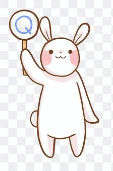 Question rabbit