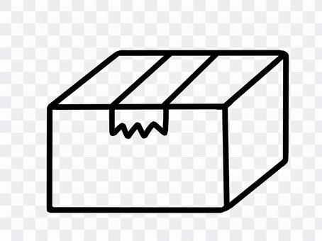 Cardboard / line drawing