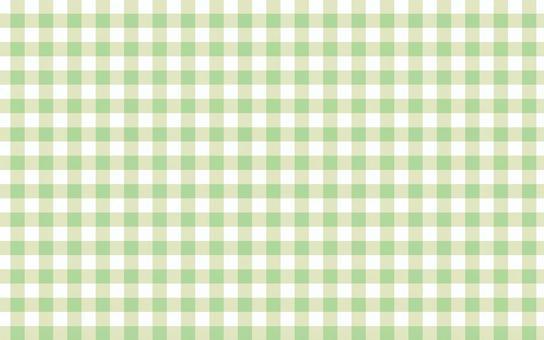 材料簡單的格子綠色