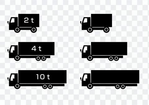 卡車插圖集