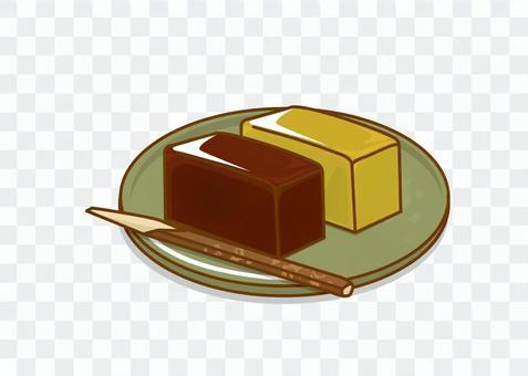日本糖果-Yokan