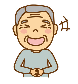 Grandpa 3_ big laugh
