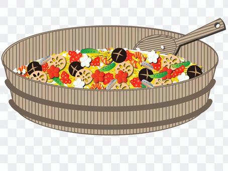 壽司罐(Chirashi壽司)