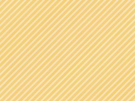 黃色條紋對角線
