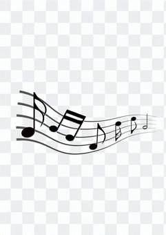Flowing music 1