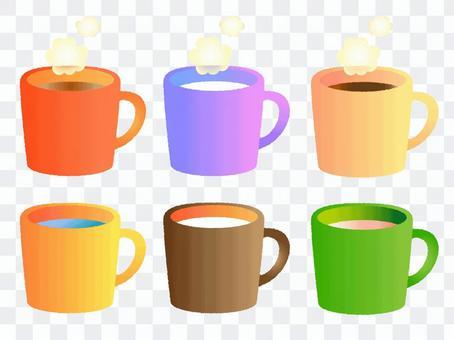 杯子和飲料