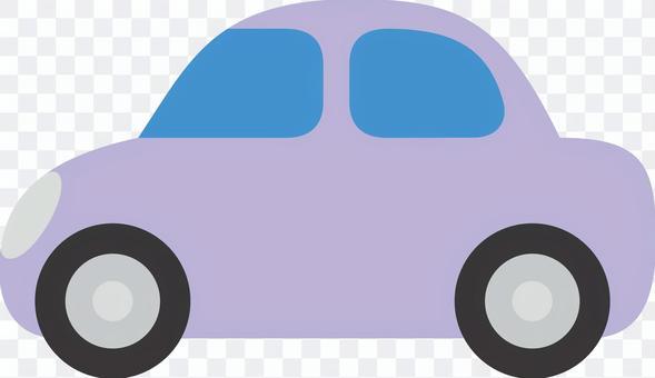 簡單的轎車