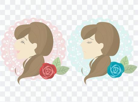Women's profile - Race