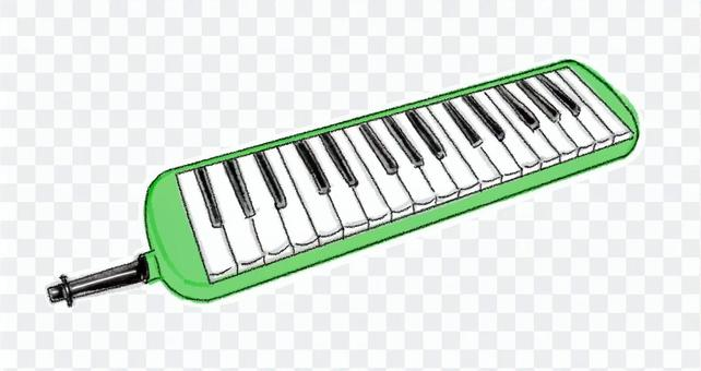 鍵盤口琴13(彩色)