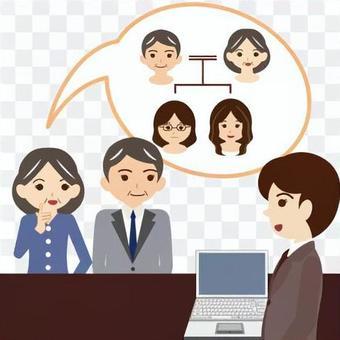 Image of inheritance consultation