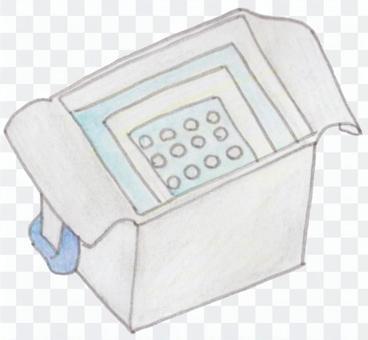 検体・ワクチン用クーラーボックス