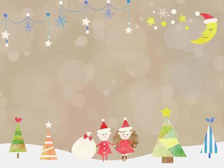聖誕節框架版本27