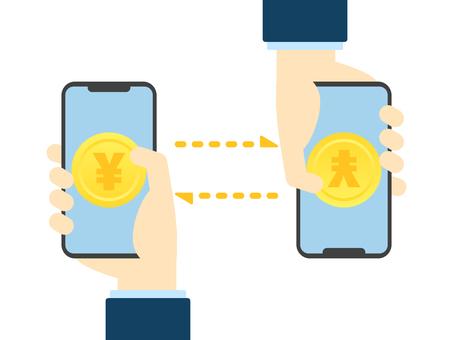 在您的智能手機上匯款
