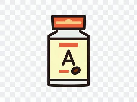 補充維生素A.