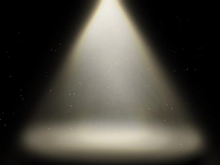 Straight light spotlight background illustration